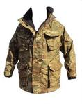 MTP Black Lined MVP Waterproof Combat Jacket / Smock Latest Issue PCS, Like New