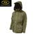 Shooting Jacket - Moorland waterproof breathable Olive Green outdoor jacket